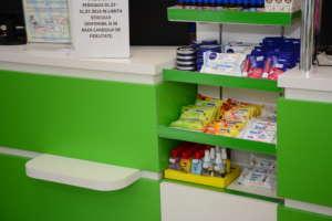 Amenajare farmacie Arta Farm - Accesoria Pharma