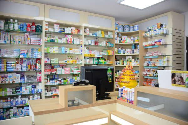 Proiect amenajare farmacie - Accesoria Pharma